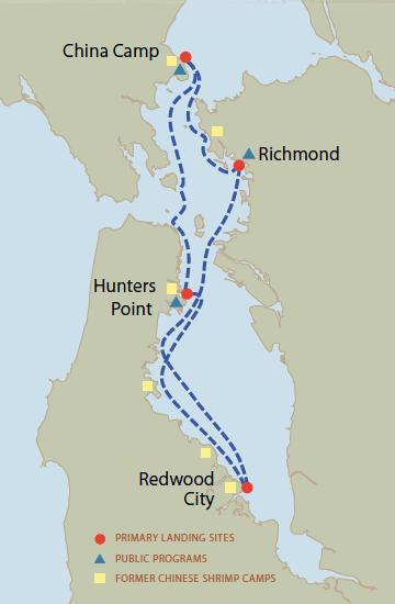 ReneYungSailing-Route
